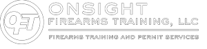 Onsight Firearms Training, LLC Retina Logo